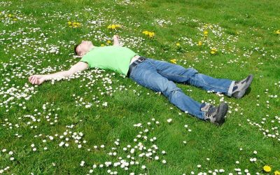 Anxiety Relief: Progressive Muscular Relaxation
