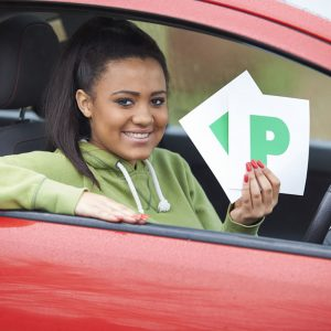 Stop Driving Test Nerves MP3