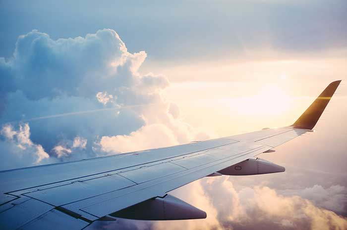 Hynotherapy can hellp with the Fear of Flying