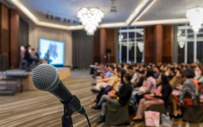 5 Reasons why public speaking feels scary