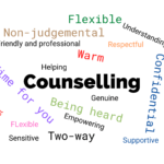 Words related to counselling